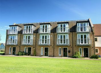 Thumbnail 4 bed town house for sale in Tortoiseshell Walk, Little Paxton, St. Neots
