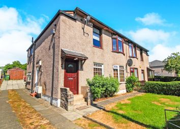 Thumbnail 3 bed flat for sale in Curtis Avenue, Rutherglen, Glasgow