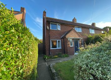 Thumbnail 3 bed semi-detached house for sale in Church Lane, Monk Fryston, Leeds