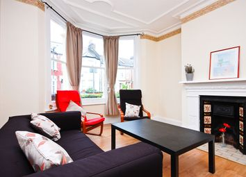 Thumbnail 4 bed terraced house to rent in Osborne Road, London