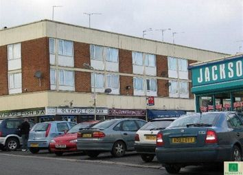 Thumbnail 2 bed flat to rent in Gloucester Crescent, Wigston