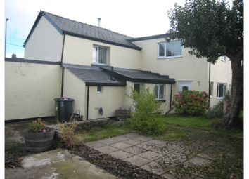 Thumbnail 4 bed end terrace house for sale in Commercial Road, Pontypool