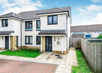 Thumbnail 3 bedroom semi-detached house for sale in Stornoway Drive, Inverness