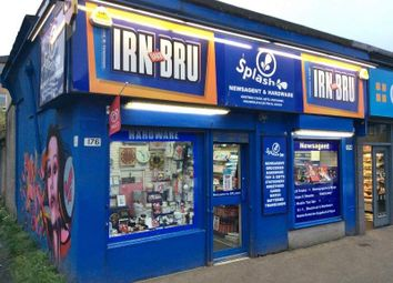 Thumbnail Retail premises for sale in 176 Battlefield Road, Glasgow