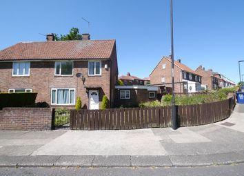 Thumbnail 3 bed semi-detached house for sale in Heatherslaw Road, Newcastle Upon Tyne