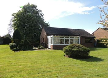 Thumbnail 3 bed detached bungalow for sale in Hallfields, Shouldham, King's Lynn