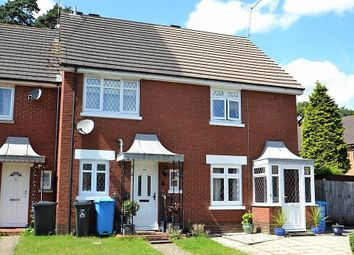 Thumbnail 2 bed terraced house for sale in Goldfinch Road, Creekmoor