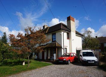Thumbnail 4 bed end terrace house for sale in Plough Lane, Stoke Poges, Slough