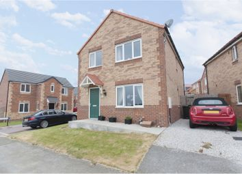Thumbnail 4 bed detached house for sale in West Moor Croft, Rotherham