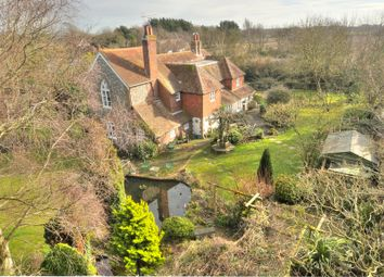 Thumbnail 5 bed detached house for sale in Poling Street, Poling, Arundel