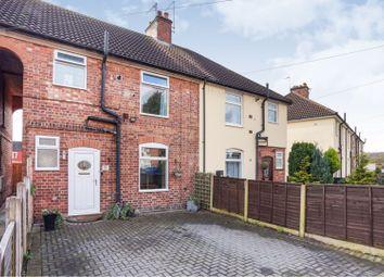 3 bed terraced house for sale in Warwick Street, Horninglow, Burton-On-Trent DE13