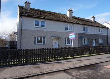 Thumbnail 2 bed flat to rent in Linnhe Crescent, Wishaw