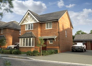 "Thumbnail 4 bed detached house for sale in ""The Hallam"" at Omega Boulevard, Warrington"
