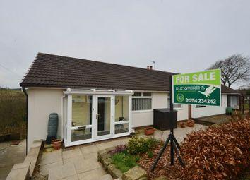 Thumbnail 3 bed semi-detached bungalow for sale in Back Lane, Baxenden, Accrington