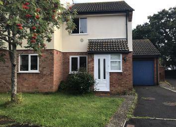Thumbnail 2 bedroom terraced house to rent in Broom Close, Dawlish