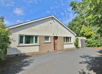 Thumbnail 2 bed detached bungalow for sale in Barony Park, Kelso, Scottish Borders