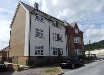 Thumbnail 2 bed flat for sale in Limeburners Drive, Halling, Kent