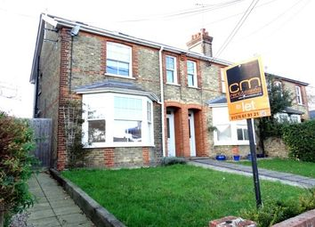 Thumbnail 4 bed semi-detached house to rent in Maldon Road, Witham