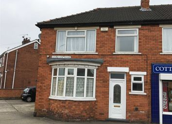 Thumbnail 1 bed flat to rent in Warwick Road, Scunthorpe