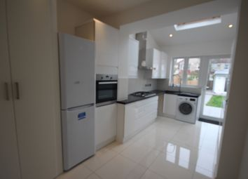Thumbnail 4 bed terraced house to rent in Melrose Avenue, Norbury