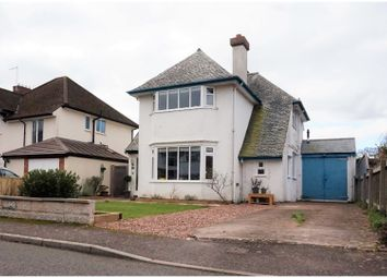 Thumbnail 3 bedroom detached house for sale in Lewis Road, Taunton