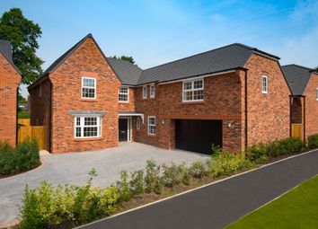 "Thumbnail 5 bed detached house for sale in ""Arbury"" at Adlington Road, Wilmslow"