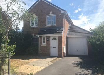 Thumbnail 3 bedroom detached house for sale in Llewellyn Road, Penllergaer, Swansea
