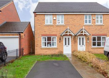 Thumbnail 3 bed semi-detached house for sale in Briarwood Close, Astley, Tyldesley