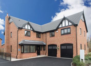 Thumbnail 5 bed detached house for sale in The Gainsborough Cheerbrook Road, Willaston, Nantwich