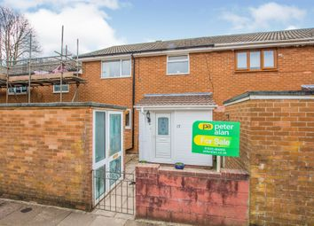 Thumbnail Terraced house for sale in Broome Path, St. Dials, Cwmbran