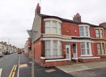 Thumbnail 3 bed terraced house to rent in Rathbone Road, Wavertree, Liverpool