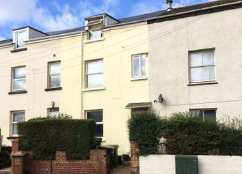 Thumbnail 1 bed terraced house to rent in Oak Close, North Street, Heavitree, Exeter