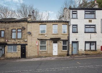 Thumbnail 2 bedroom terraced house for sale in Keighley Road, Halifax, West Yorkshire