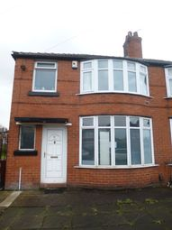 Thumbnail 4 bed semi-detached house to rent in Victoria Road, Fallowfield
