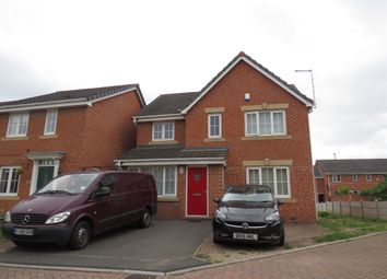 Thumbnail 5 bed detached house for sale in Dairy Square, Nottingham