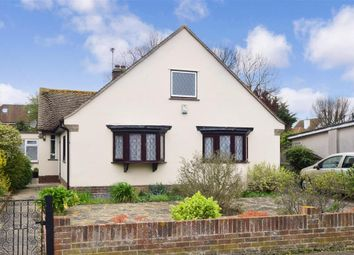 Thumbnail 3 bed detached bungalow for sale in Fitzroy Road, Whitstable, Kent