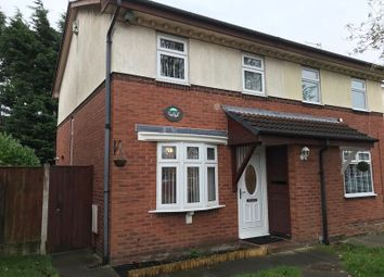 Thumbnail 2 bed semi-detached house for sale in Grange Avenue, Liverpool