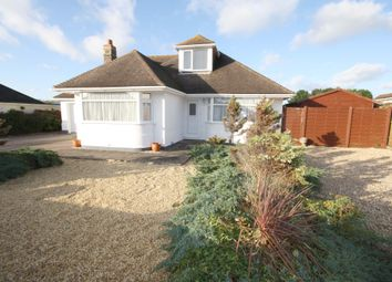 Thumbnail 4 bed detached bungalow for sale in Shorefield Way, Milford On Sea