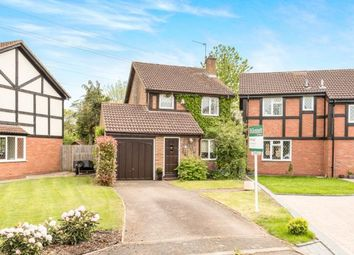 Thumbnail 3 bedroom detached house for sale in Cleeves Avenue, Warwick