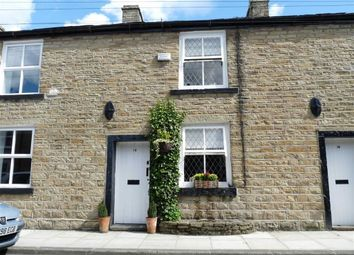 Thumbnail 2 bed cottage for sale in Bowker Street, Irwell Vale, Lancashire