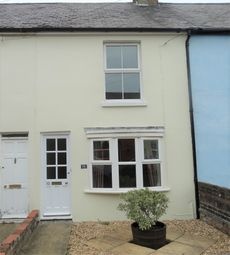 Thumbnail 2 bedroom terraced house to rent in Grove Road, Chichester