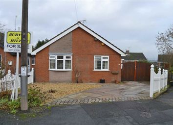 Thumbnail Detached bungalow for sale in Churnet Close, Cheddleton, Leek
