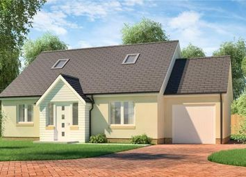 Thumbnail 4 bed detached house for sale in Plot 1 The Comrie, Mill Wynd, Mill Road, Crieff