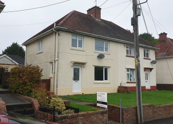 Thumbnail 3 bed semi-detached house to rent in Lôn Yr Ysgol, Llanelli