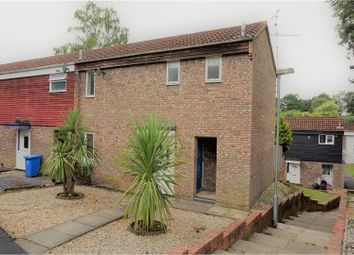 Thumbnail 2 bed end terrace house for sale in Naseby, Bracknell