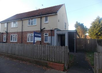 Thumbnail 1 bed flat to rent in Wordsworth Road, Darlington
