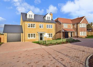 Thumbnail 5 bedroom detached house for sale in Hubbards Lane, Roy Hood Court, Boughton Monchelsea, Maidstone, Kent