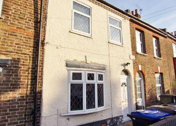 Thumbnail 2 bedroom terraced house for sale in Denmark Road, London