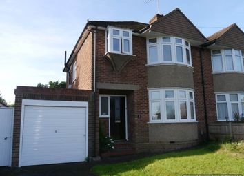 Thumbnail 3 bedroom semi-detached house for sale in Wroxham Gardens, Potters Bar