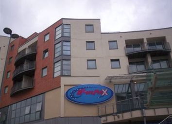 Thumbnail 2 bed flat to rent in Broadway Plaza, Ladywood Middleway, Birmingham, West Midlands